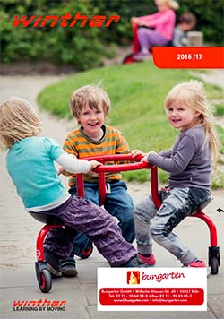 Bungarten Winther Katalog 2016 - 2017